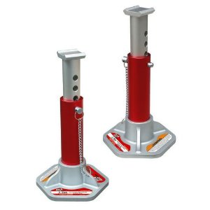 Torin T43004 3 Ton Aluminum Jack Stands (Sold in Pairs)