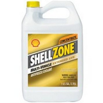 HIGH QUALITY SHELLZONE ANTIFREEZE COOLANT ELC MLTY VH 6 PACK