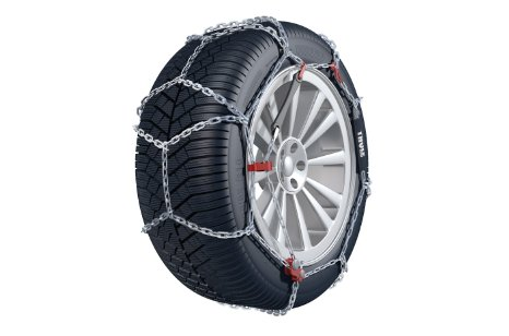 Thule 12mm CB12 High Quality Passenger Car Snow Chain, Size 090