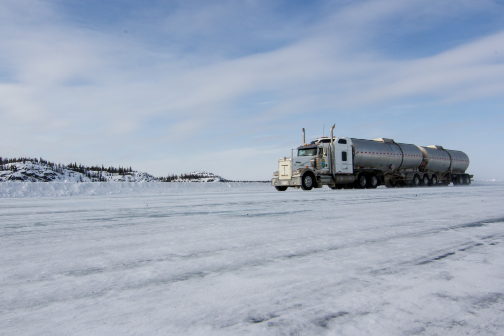 ice road trucking